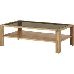 Photo of Coffee table – wood-colored – 120 cm – 40 cm – 70 cm – tables> coffee tables furniture Kraft
