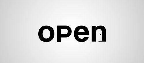 open door logo designs