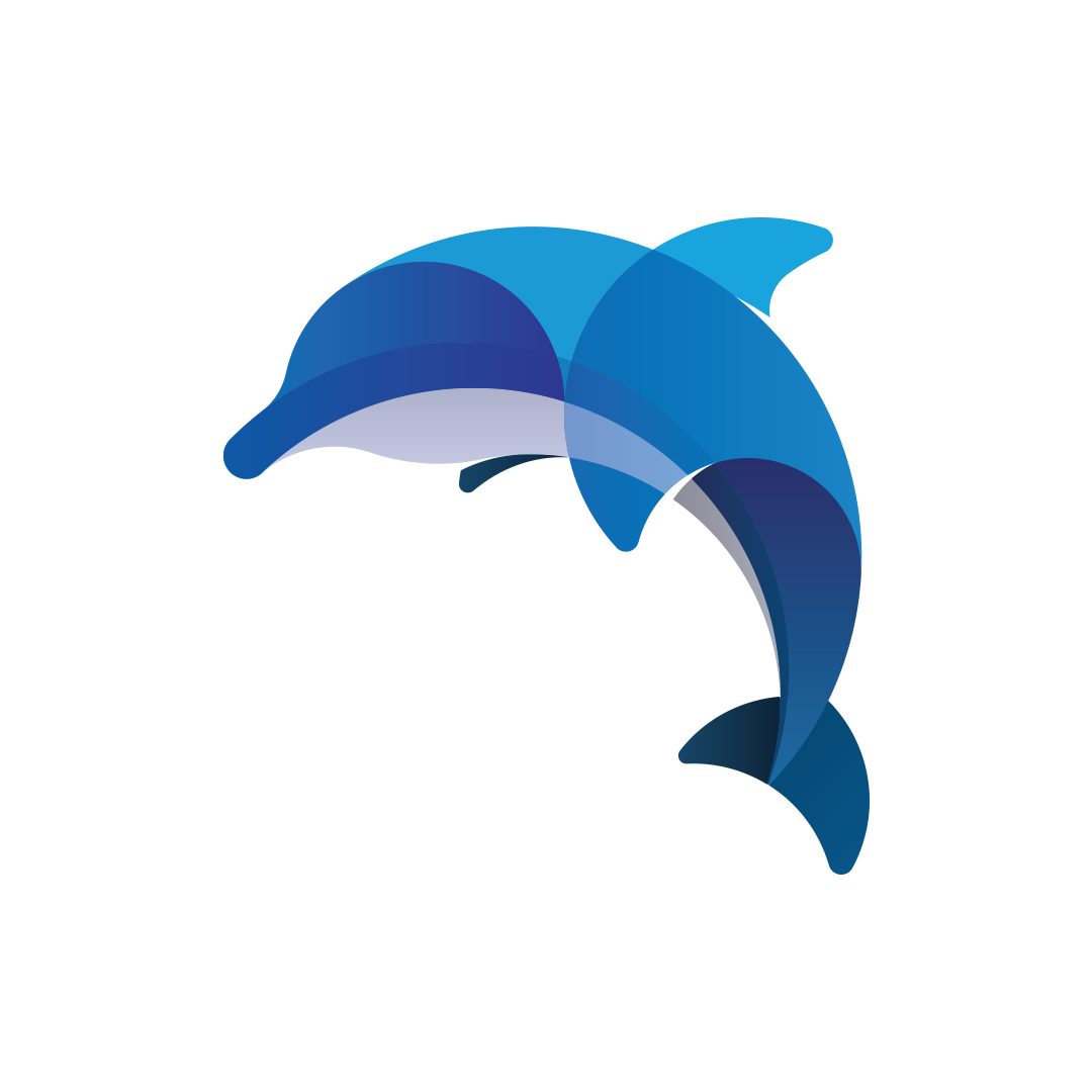 Image Result For Fin Logo In 2021 Dolphin Drawing Geometric Art Dolphin Logo