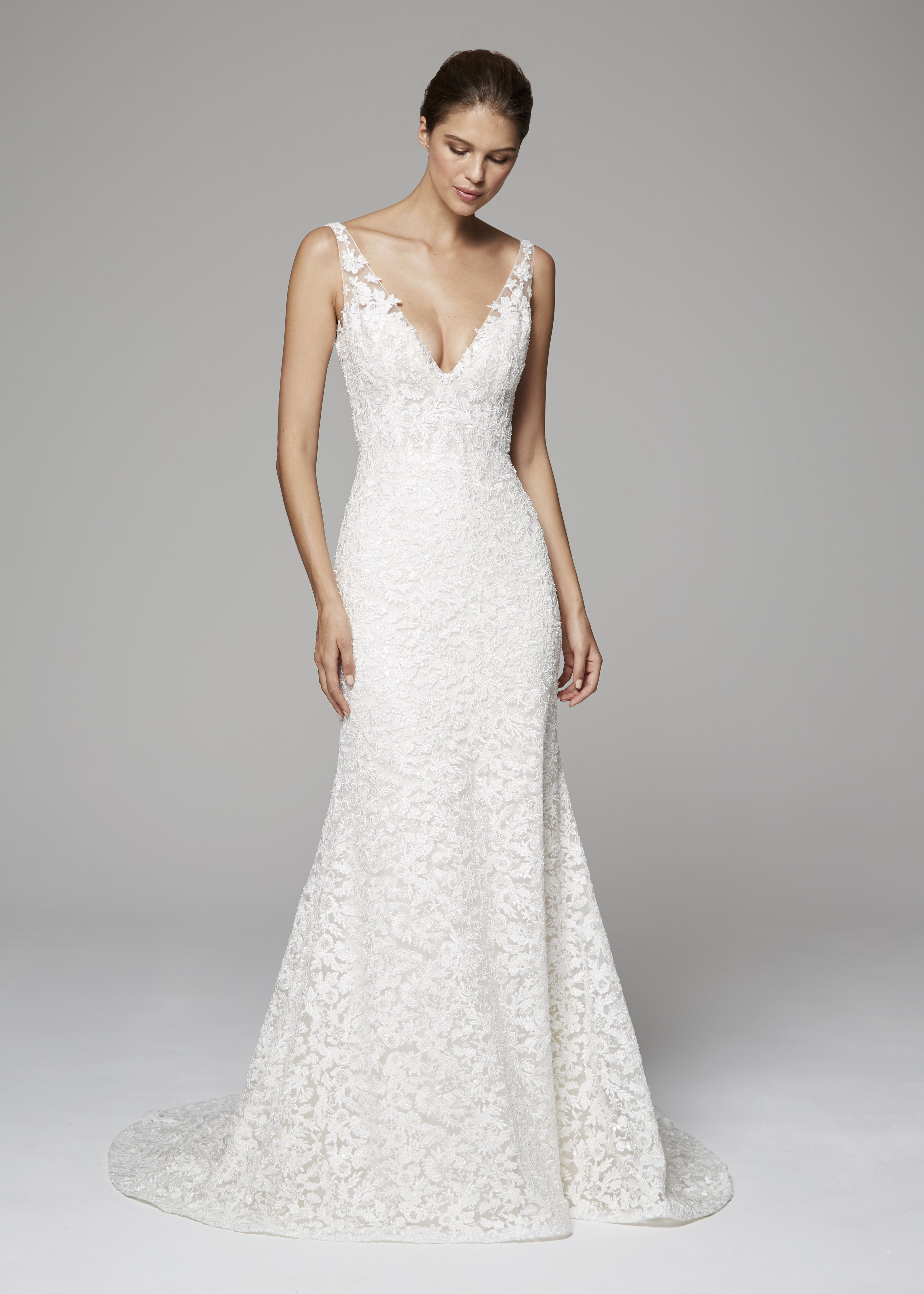 Pin By Angie05 On Wedding Dresses Bridal Anne Barge Wedding Dresses