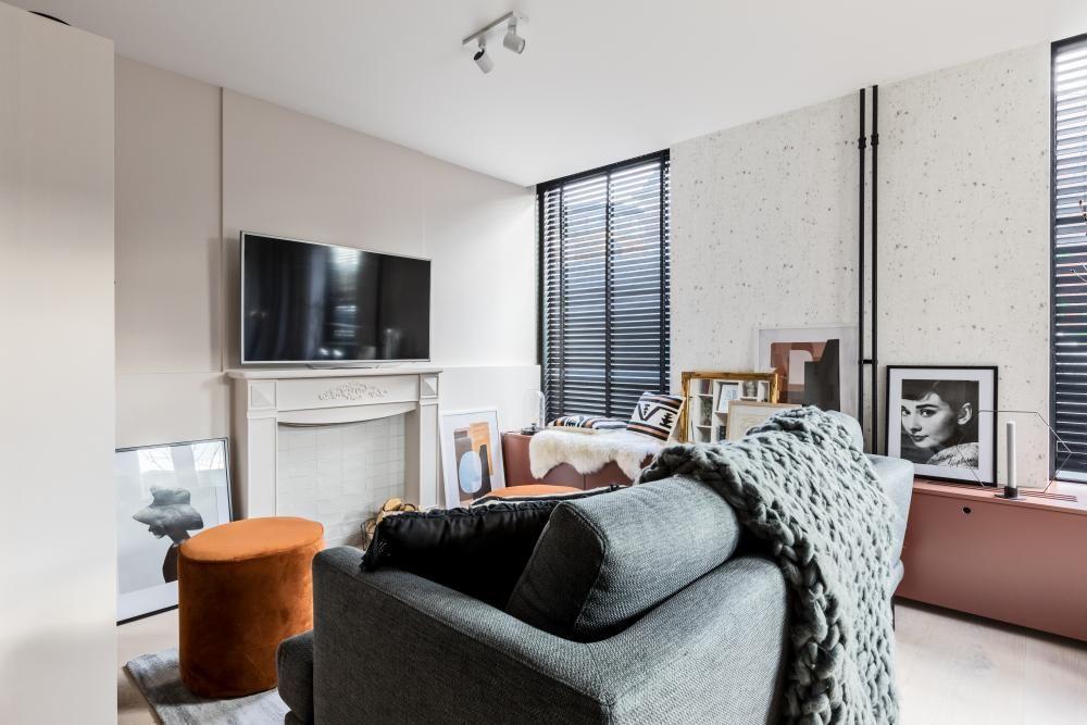 Warme knusse woonkamer: Eindresultaat - Inspiratie en ideeën ...