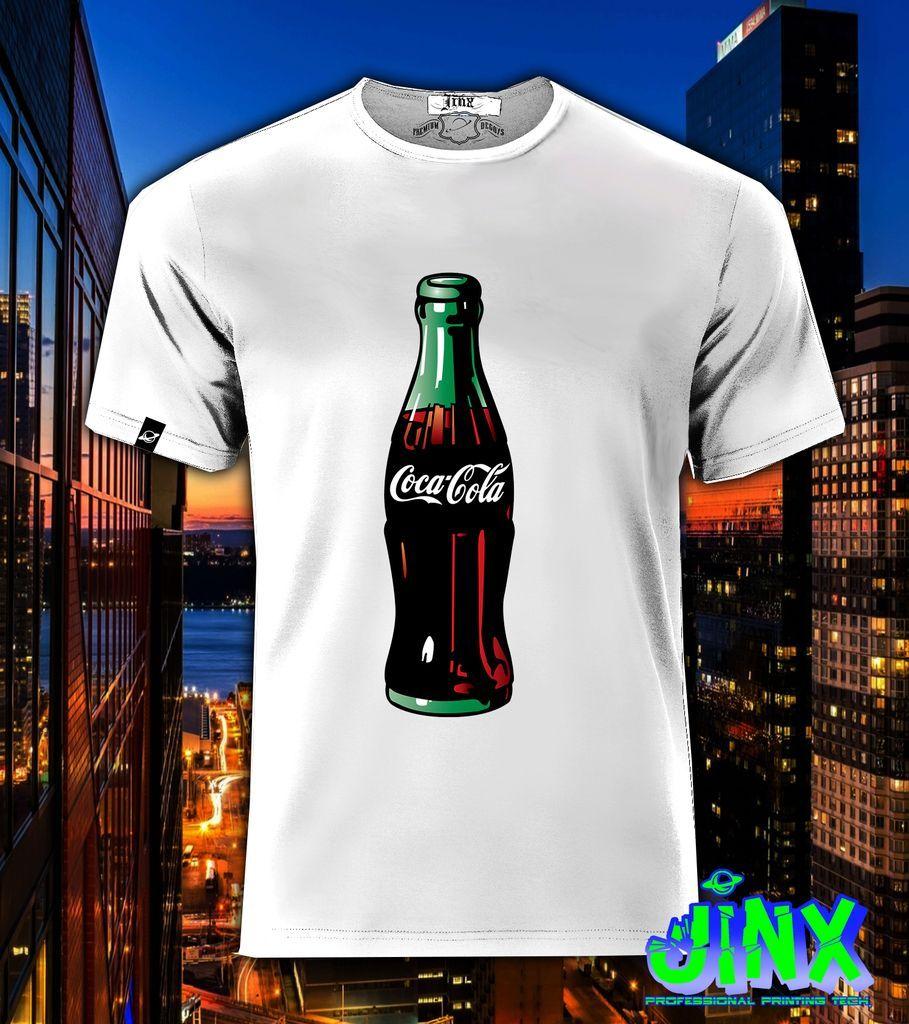 87491f7380fa1  179.00 Playera o Camiseta Coca Cola Colection - Jinx