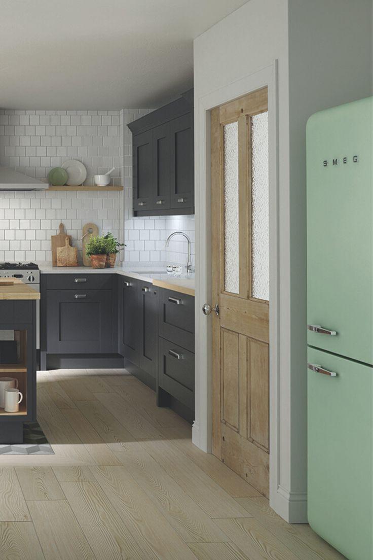 Photo of Håndmalte risterkjøkken | Broadway shaker kjøkkendesignere