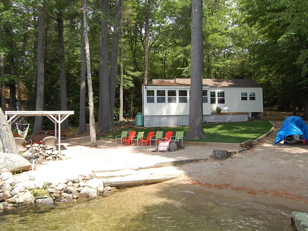 Cottage vacation rental in Lovell Lake from VRBO.com! #vacation #rental #travel #vrbo