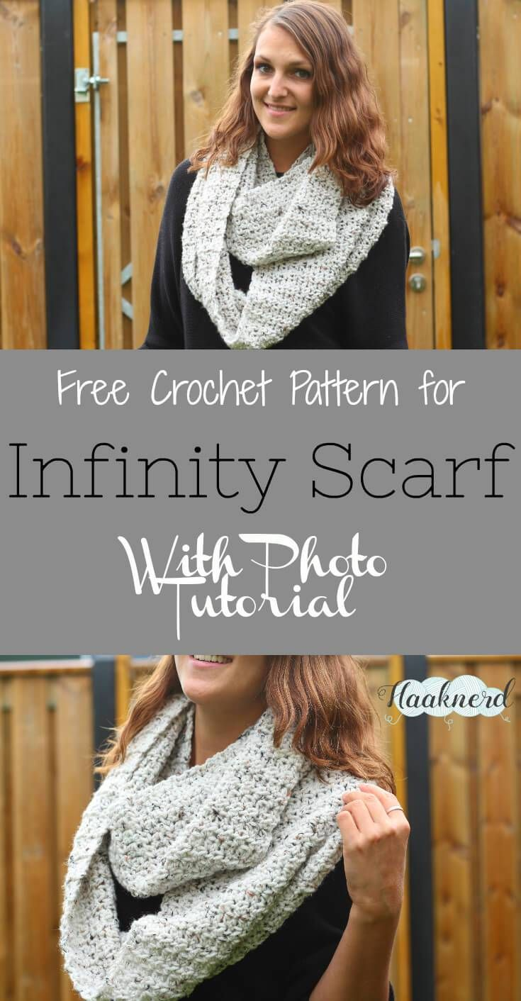 Infinity Scarf | Pinterest