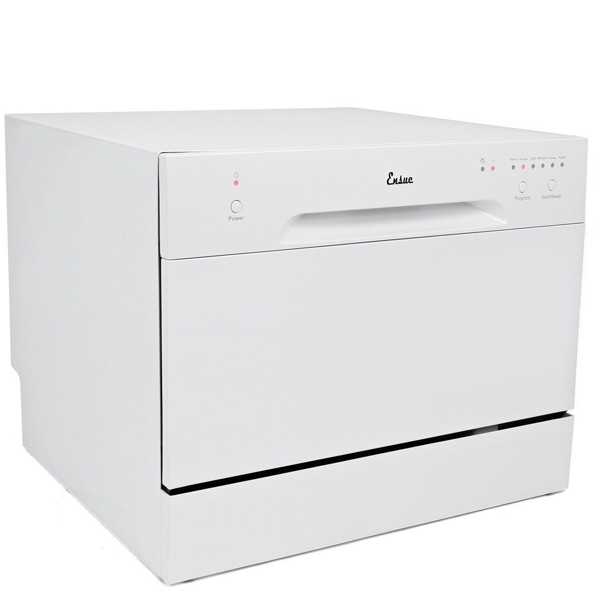 Ensue Countertop Dishwasher Portable Compact Dishwashing Machine