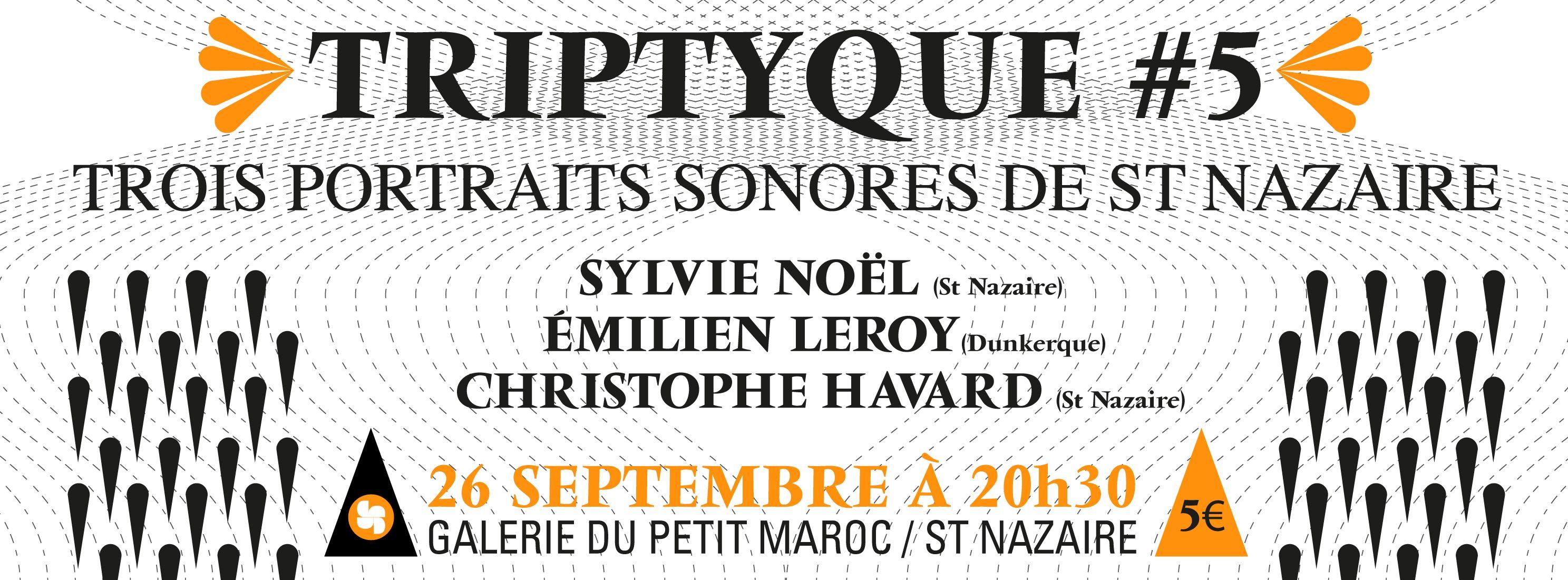 DSD records / Trois portraits de St Nazaire / Septembre 2013