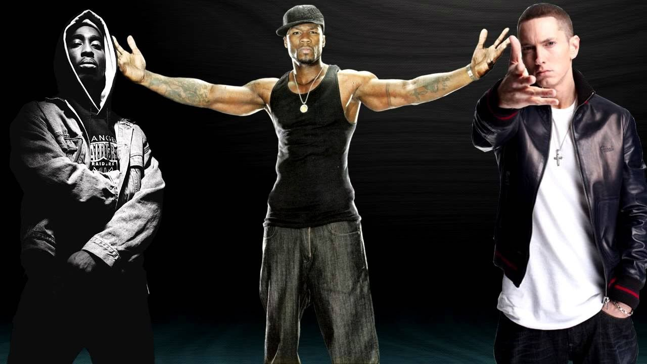 50 cent 2pac eminem dmx the game mix youtube