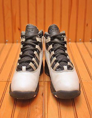 58a46e51e32659 Nike Air Jordan 10 X Retro Size 13C - White Black Steel Grey - 310807 103