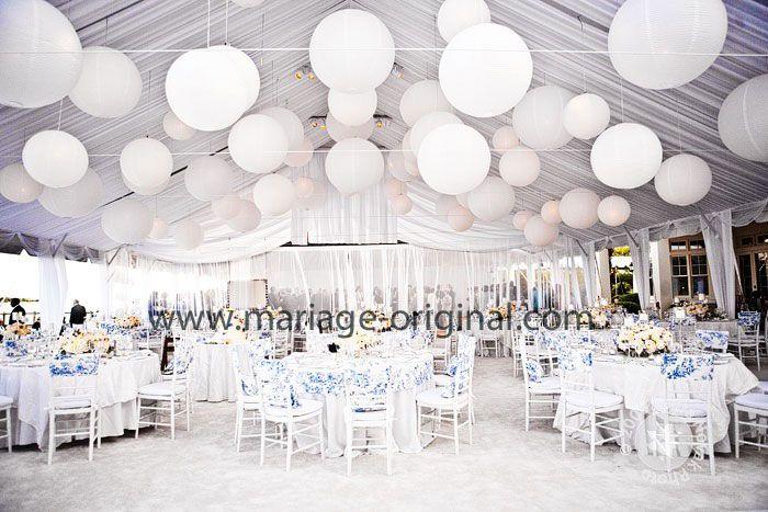 tent ceiling decorations deco tente pinterest d coration mariage deco mariage et mariage. Black Bedroom Furniture Sets. Home Design Ideas