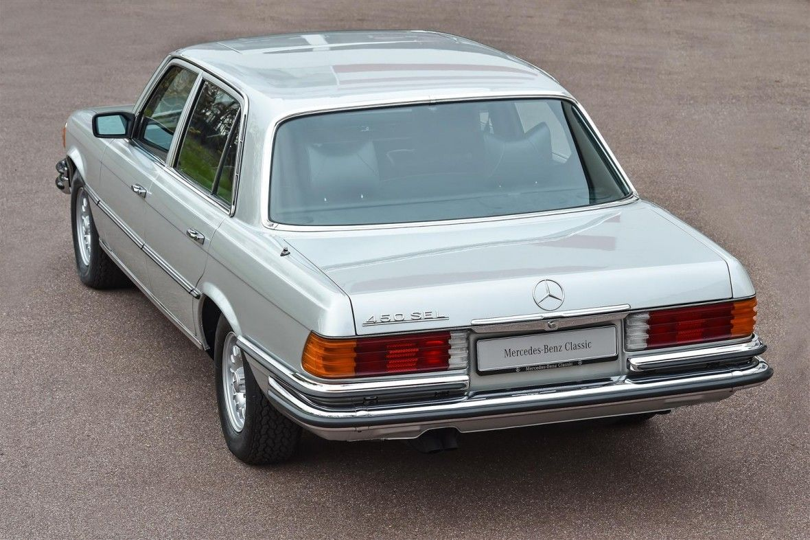 Mercedes-Benz W 116 450 SEL 6.9