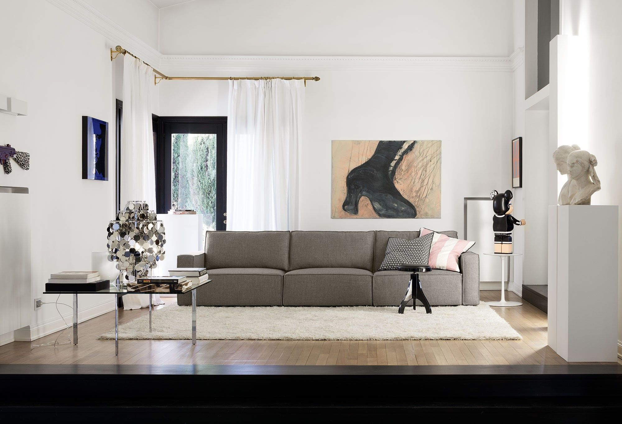 Torsa sofa. A cubic solution for a beautiful, modern living space ...