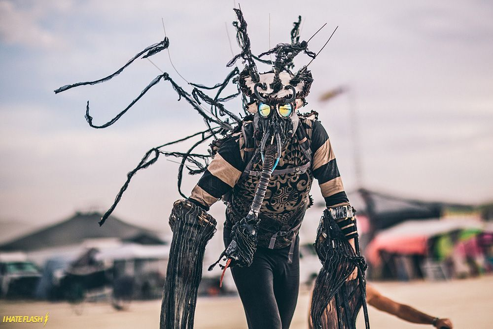 Burning Man '14: The Day #657600