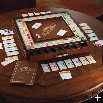 Monopoly Frontgate Luxury Edition Board Game | Frontgate ...