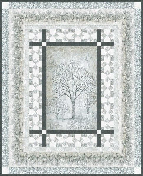 Grove Pattern Coming Soon February 2016 Panel Quilt Patterns Panel Quilts Landscape Quilts