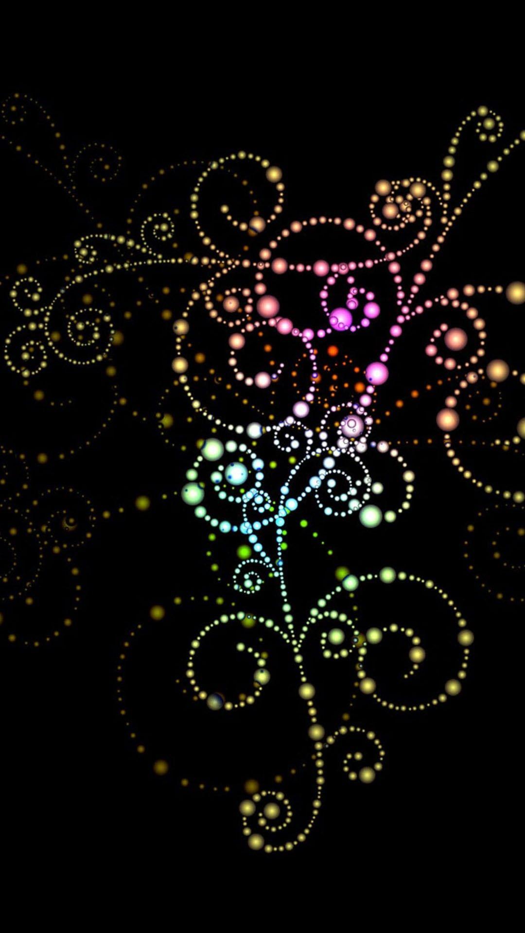 宝石みたいなキラキラiphone壁紙 Iphone Wallpaper Glitter