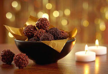 Truffes au chocolat noir | Coup de Pouce