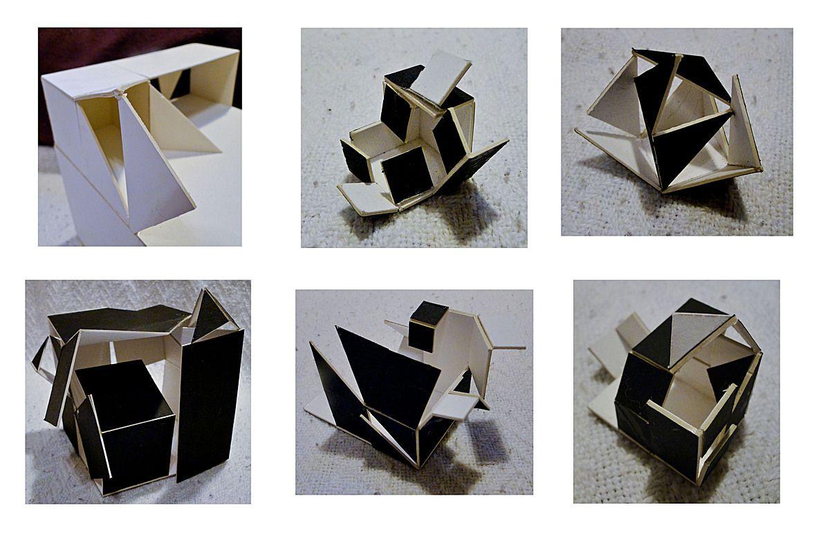 cube deconstruction - Buscar con Google | cube | Pinterest