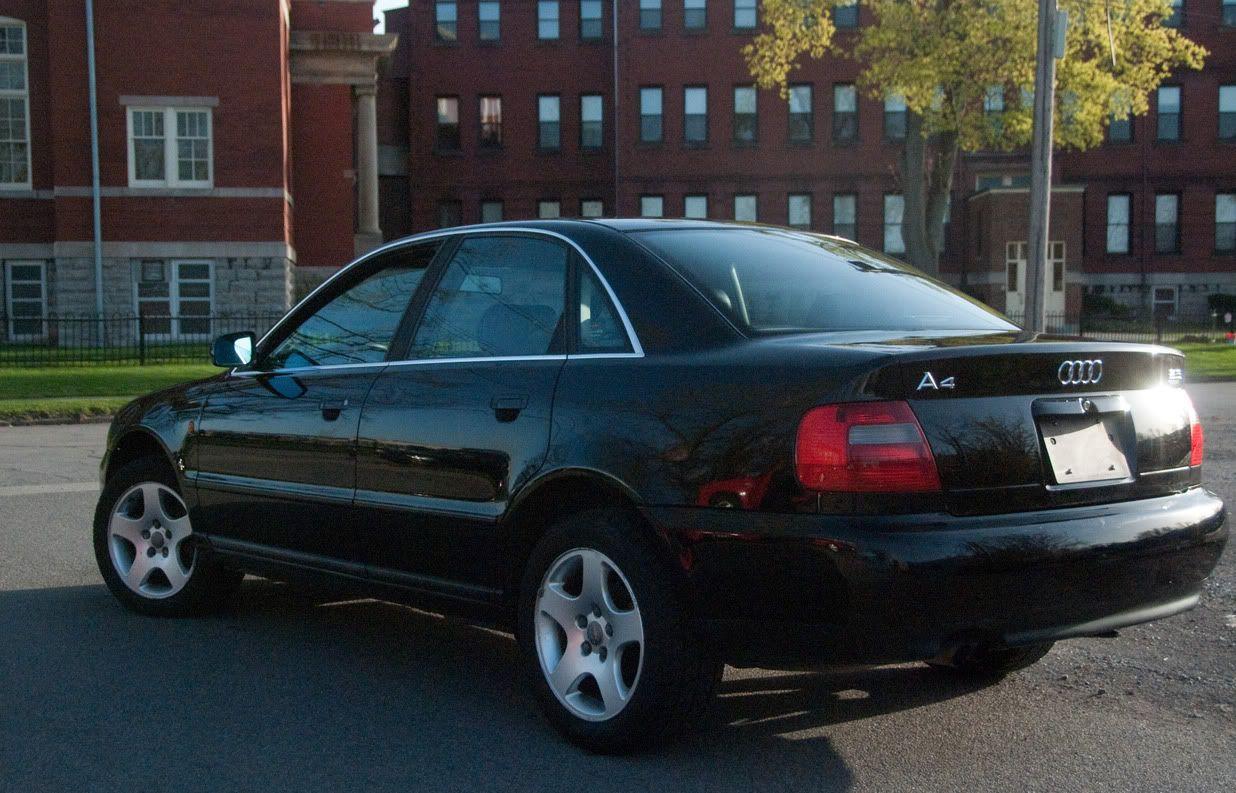 Kekurangan Audi A4 98 Murah Berkualitas