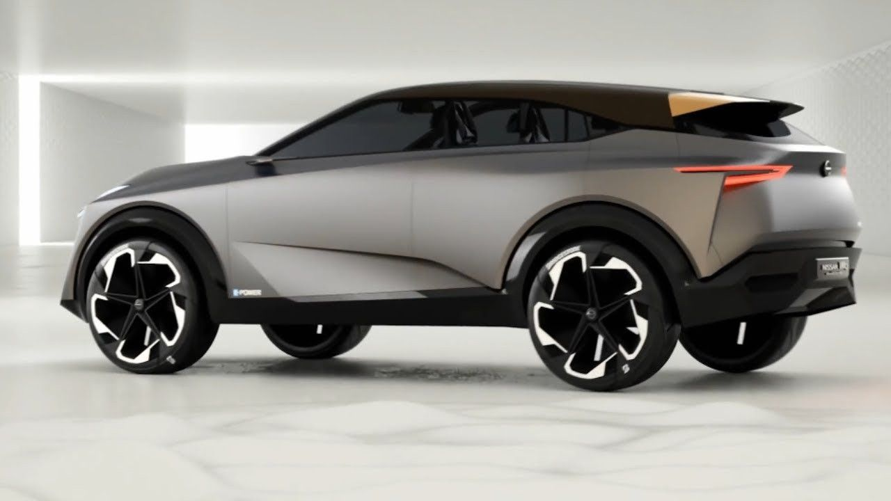 Nissan Concept 2020 Suv Redesign And Review In 2020 Luxury Suv Suv Nissan