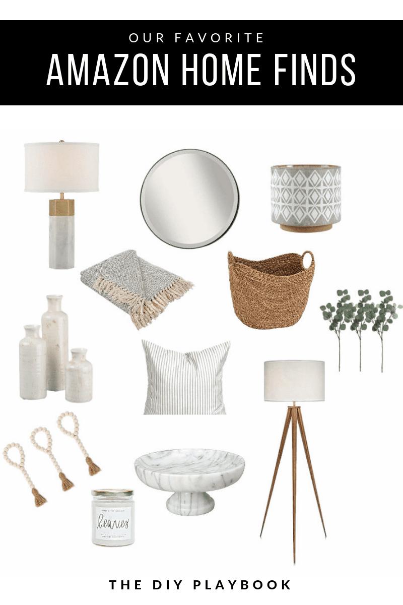 Our Favorite Amazon Home Products Amazon Home Decor Home Decor