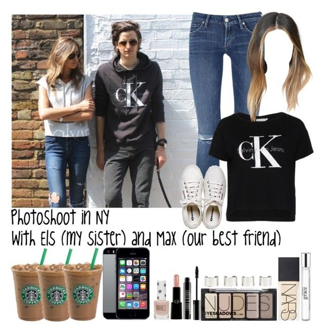 """Photoshoot in NY with Els (my sister) and Max (our best friend)"" by jaynnelinsstyles ❤ liked on Polyvore"