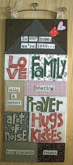 this should be on my CRAFT board, as well, because I want to make one like this for my home