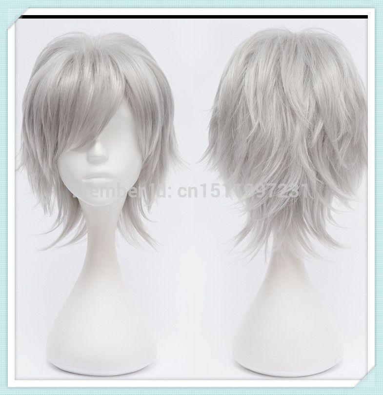 Photo of US $ 19.98 | Spedizione gratuita !!! Inu X Boku SS capelli Miketsukami Soushi corto parrucca cosplay grigio lino | colla per parrucca – AliExpress