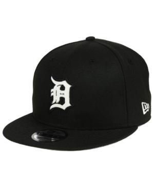 95cff00655e864 New Era Detroit Tigers Jersey Hook 9FIFTY Snapback Cap - Black Adjustable