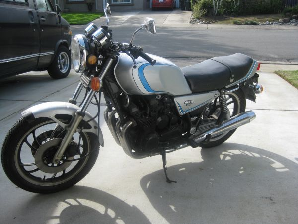 1982 Yamaha Seca 650 1500 Bike Street Bikes Yamaha