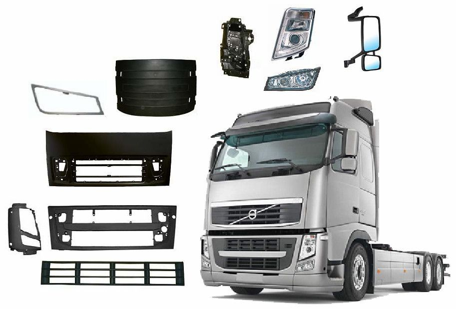 Man Truck Body Parts, Find Quality Man Truck Body Parts ...