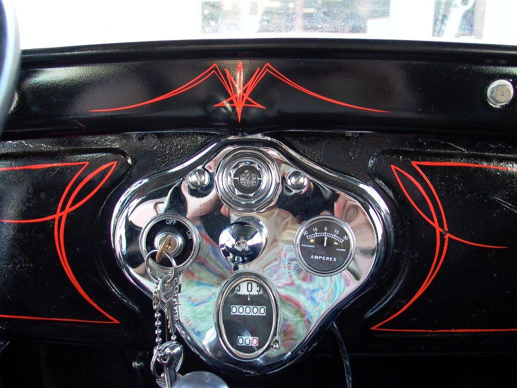 Coop's Hot Rod 1929 Ford Model A Sedan Coop Car