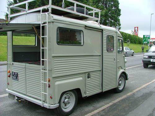 citroen h van cool camper car stuff citroen h van. Black Bedroom Furniture Sets. Home Design Ideas