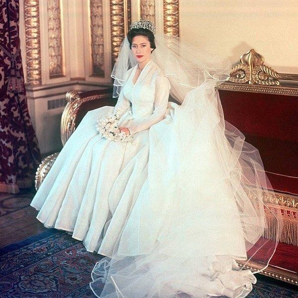 princess margaret wedding dress