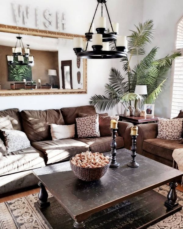 85 Charming Rustic Bedroom Ideas And Designs 4 In 2020: 85 Modern Rustic Living Room Furniture 5904 In 2020