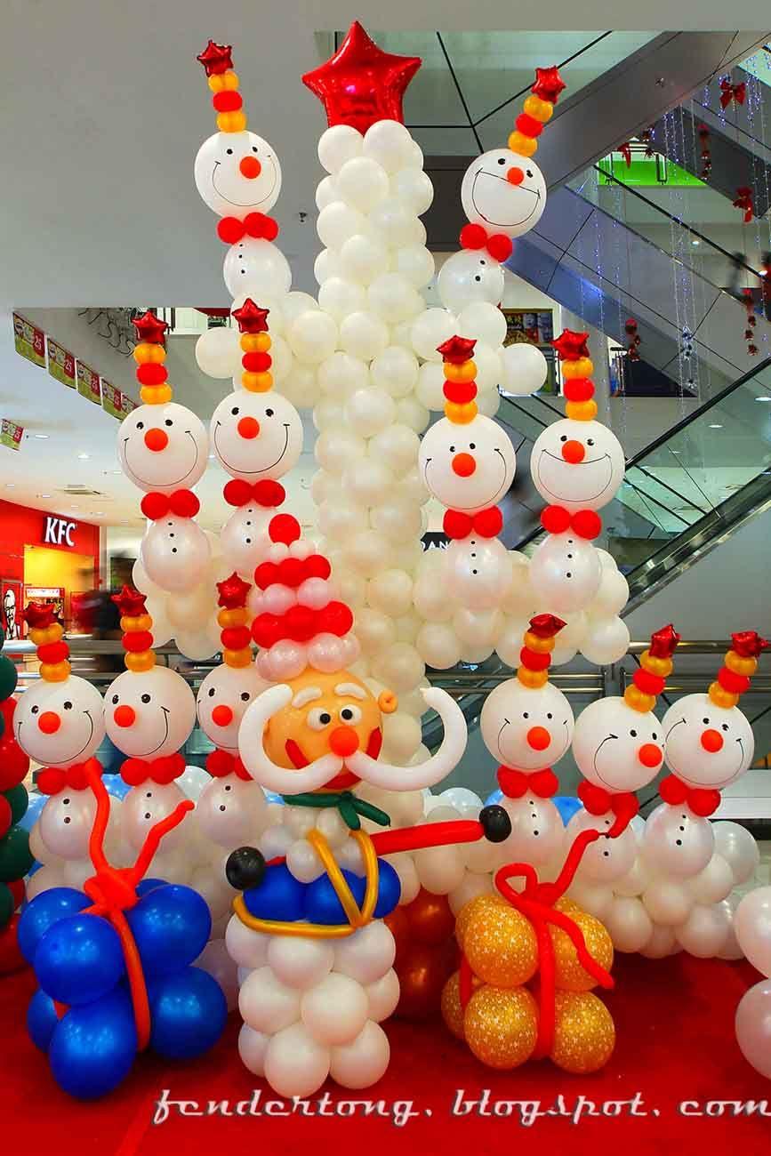 Pin de luciernaga en decoraciones con globos para navidad for Decoraciones rusticas para navidad