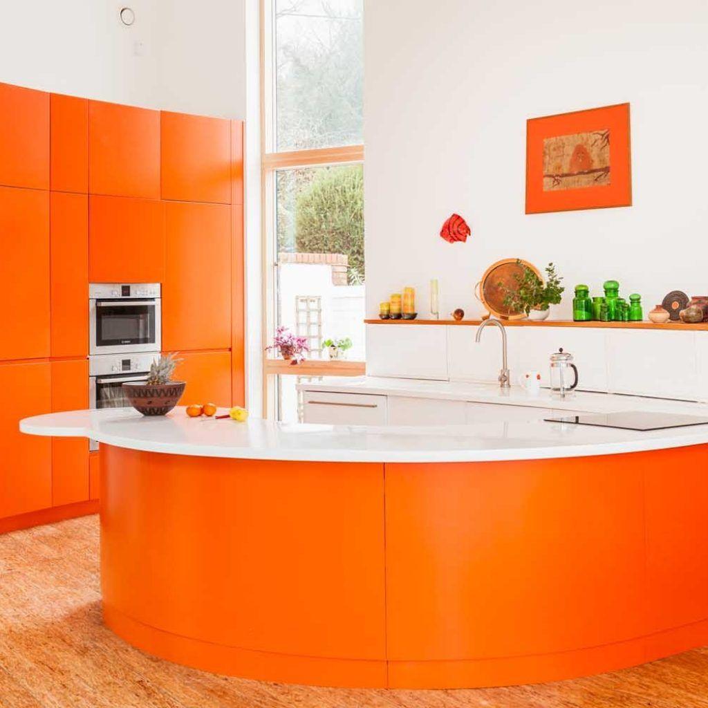 Uncategorized Orange Kitchen Design bright orange kitchen decor httpavhts com pinterest decor