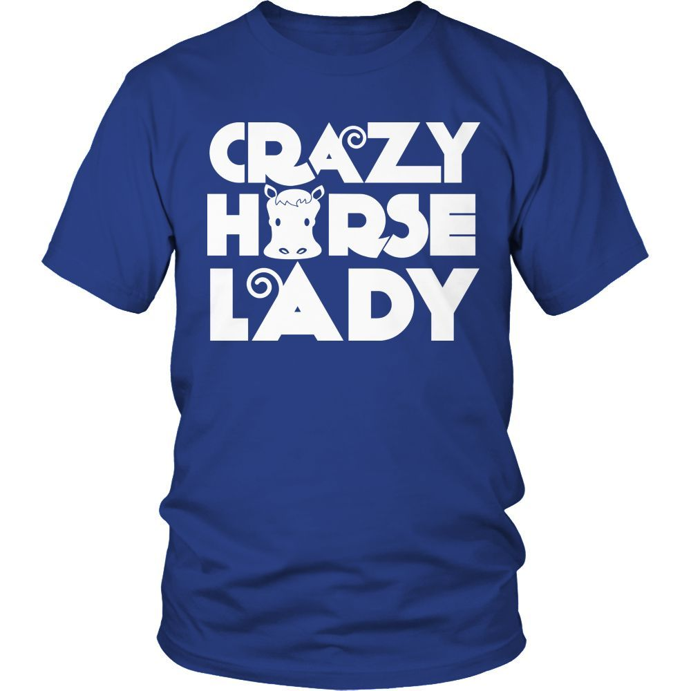 Limited Edition T-shirt Hoodie - Crazy Horse Lady