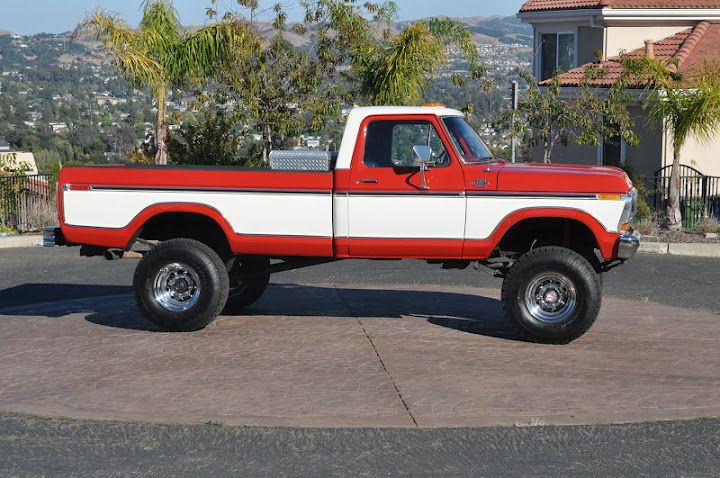 Ford Truck Enthusiast >> Two Tone Paint Ford Truck Enthusiasts Forums High Boy 79 Ford
