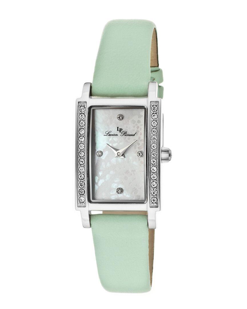 Lucien Piccard Women's Monte Baldo Watch is on Rue. Shop it now. https://www.ruelala.com/invite/tish330