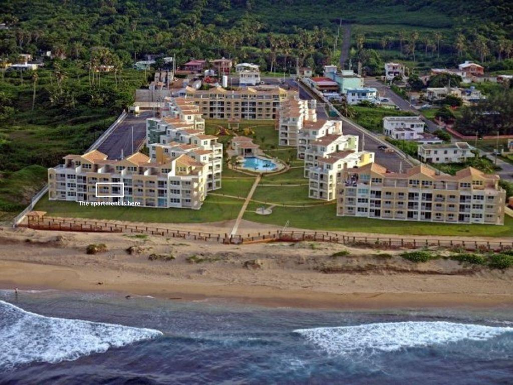 2 Bedroom Beachfront Apartment Rental Isabela Pr For Family Weekend Caribbean Real Estate Rental Apartments Beach Apartment