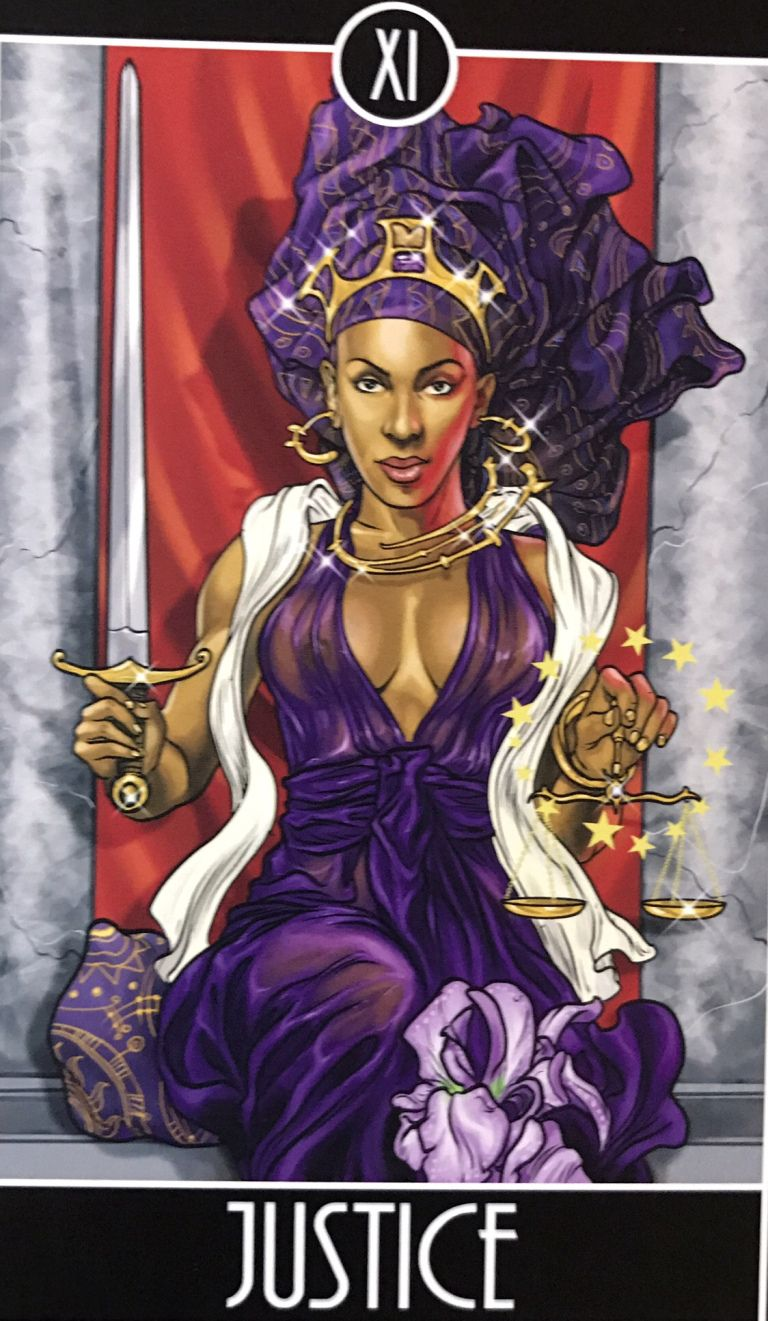 Card of the day justice friday march 29 2019 tarot