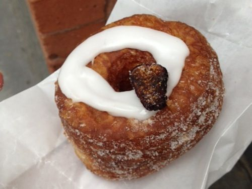 Triple Breaking Cronuts Don T Sell Out Every Morning Dominique Ansel Bakery Bakery Food