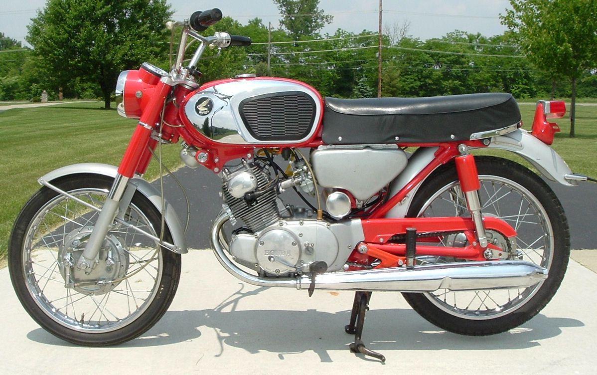 1968 Honda CB160