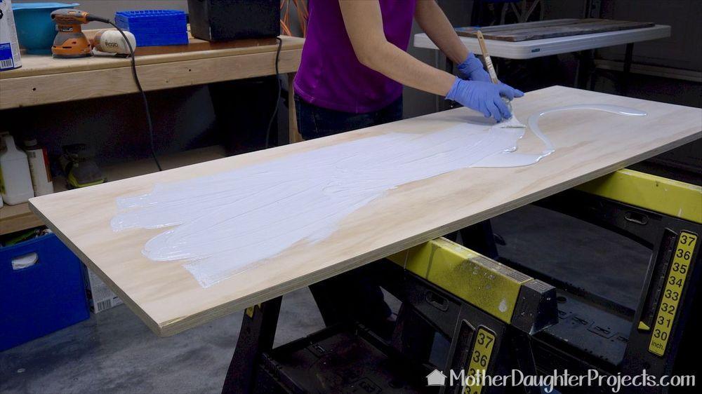 How to Make Built-in Closet Shelves