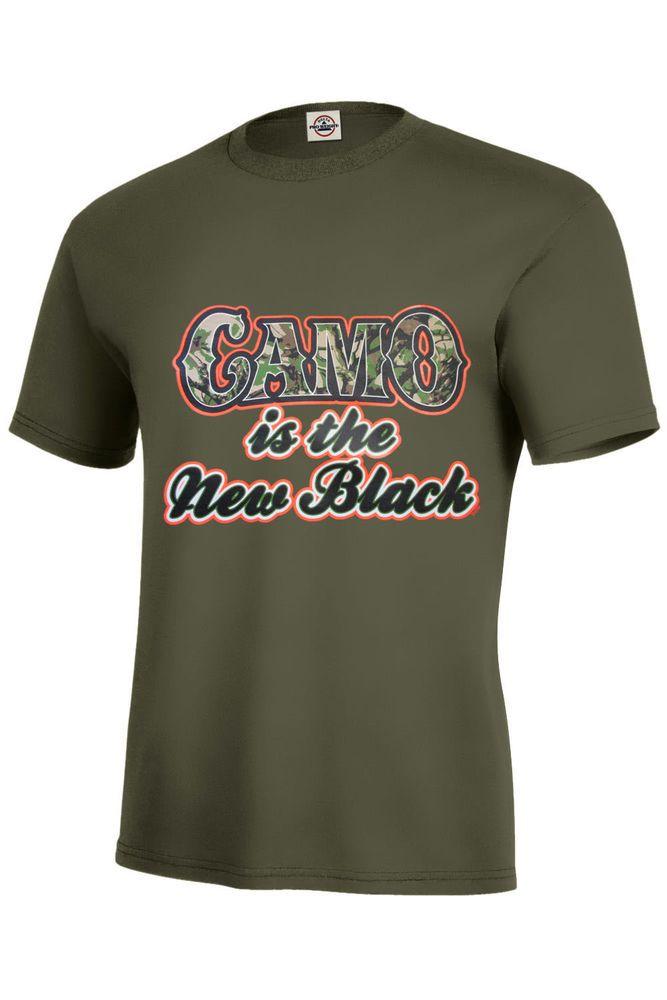 T-Shirt - Camo #INPCreative #BasicTee