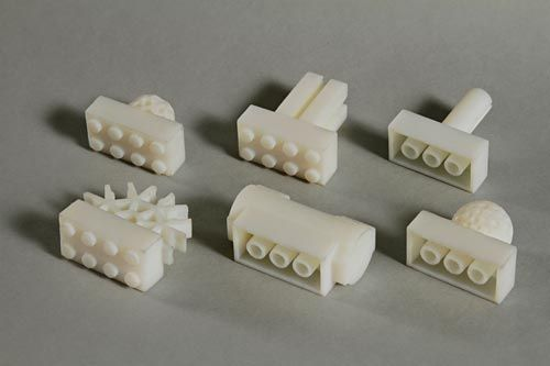 Awesome idea, stupid name. 3D print your own adapters between Lego ...
