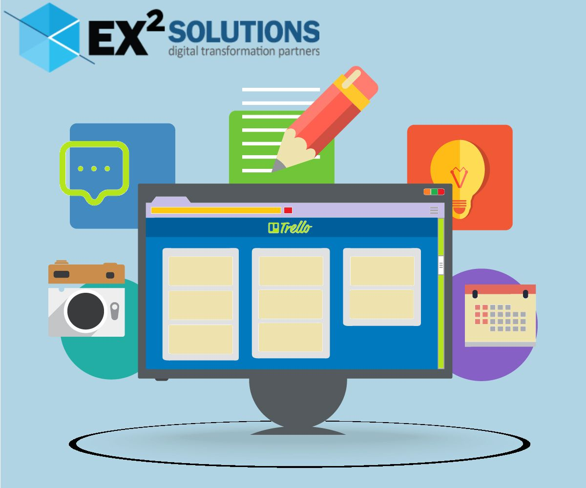 Enterprise Content Management Solutions Make Managing A Robust Website Simple Ex Squared Solu Enterprise Content Management Digital Transformation Development