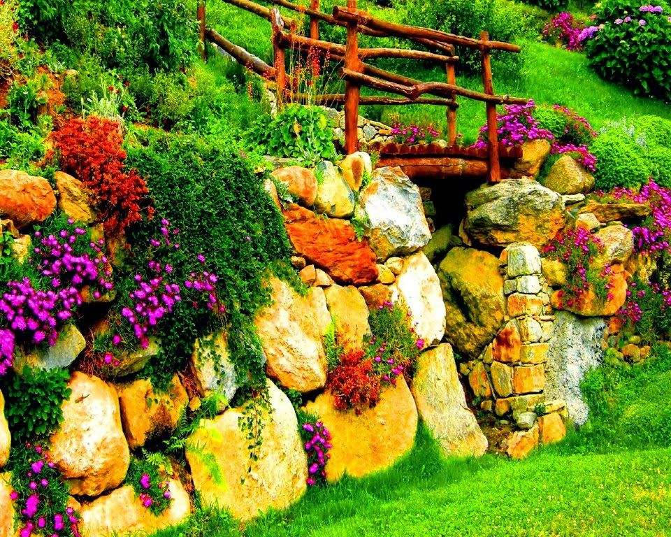 Best High Definition Natural Wallpaper Free Download Hd Wallpapers Amazing Nature Photos Rock Garden Amazing Gardens