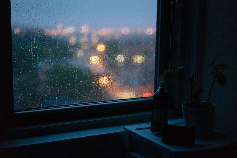 речь дождь в открытом окне ночью фото готовить сайру под